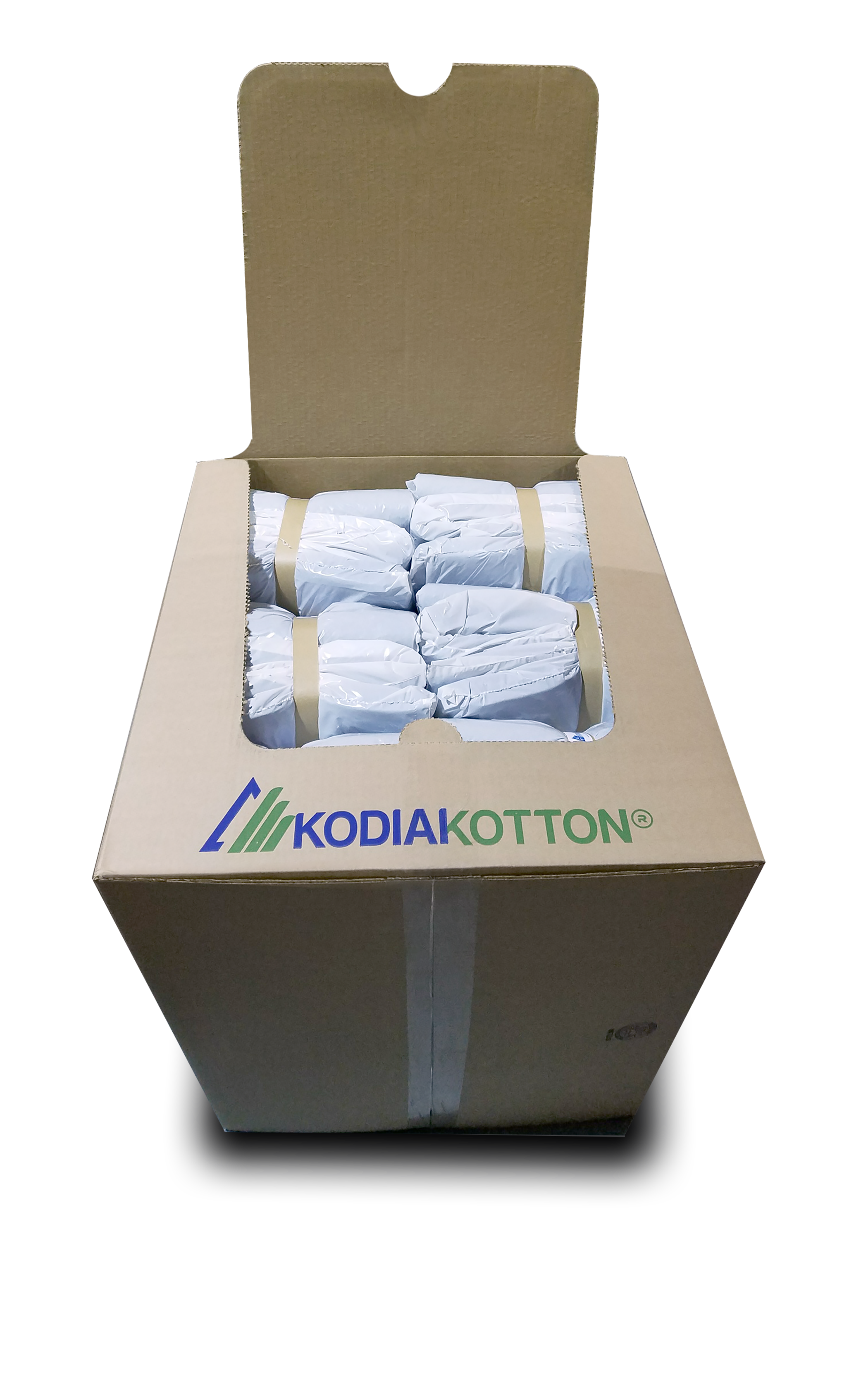 KODIAKOTTON efficient dispenser case