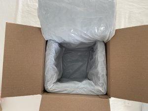empty kodiakotton box